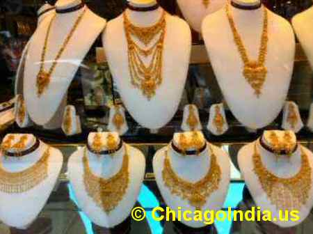 Chicago Indian Jewelry image © ChicagoIndia.us