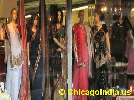 Chicago Indian Clothing image © ChicagoIndia.us