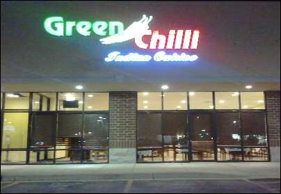 More Chicago Indian Restaurants Green Chilli