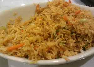 Green Chilli Naperville Veg Fried Rice
