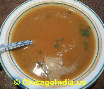 Shree Vegetarian Westmont IL - Vegetable Soup
